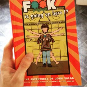 The Adventures of John Salad - Courtesy TN 2015